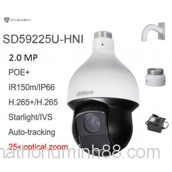 Camera PTZ Dahua DH-SD59225U-HNI(Starlight auto tracking)